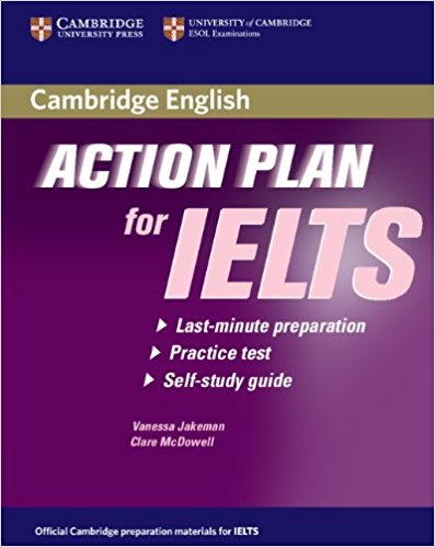 دانلود کتاب Action Plane for IELTS
